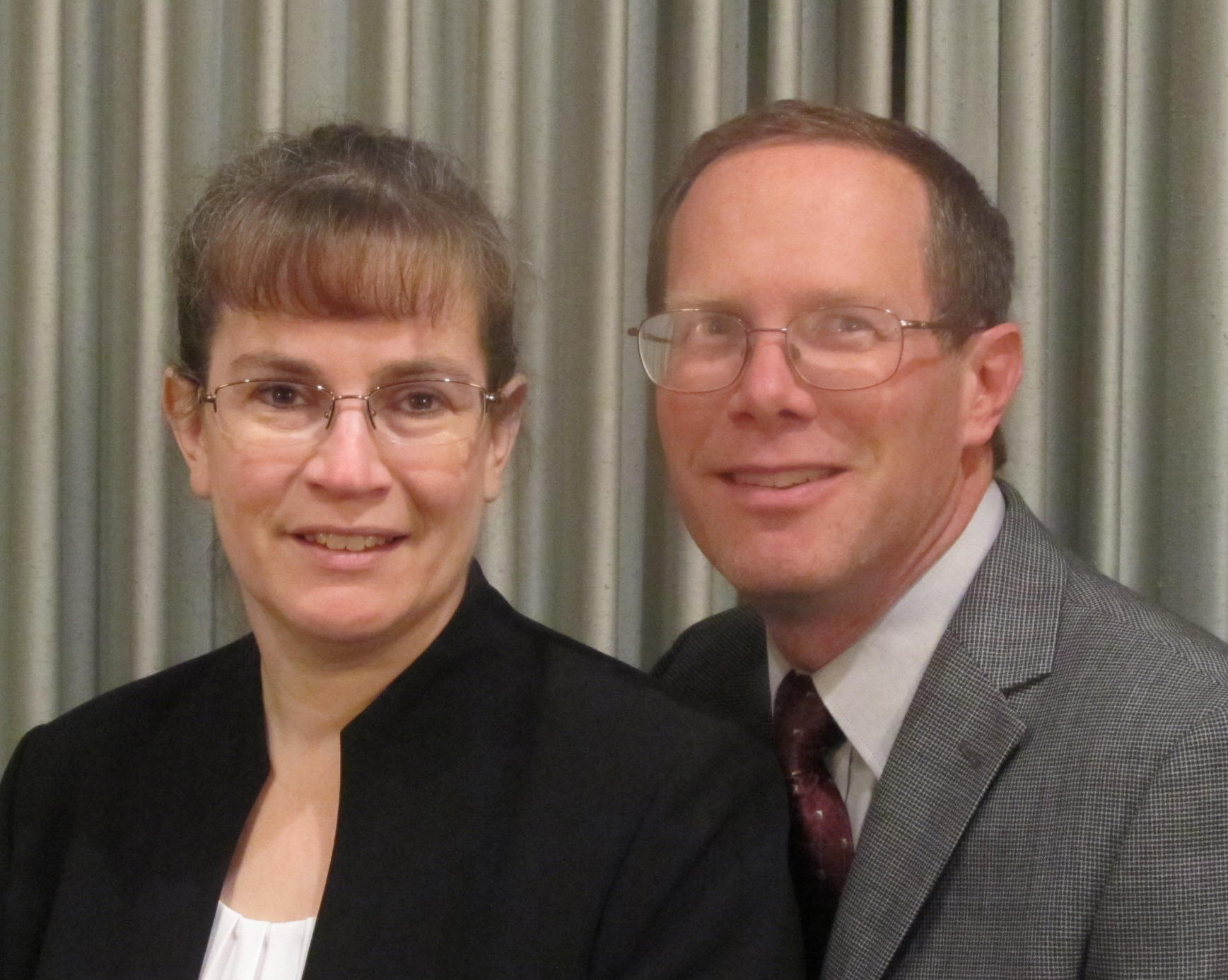 Allen and Wendy Cole